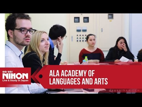Academy of Languages Japanese School (ALA日本語学校) in Tokyo - Presented by Go! Go! Nihon