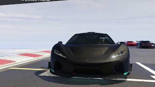 Rocket Kars   T20   GTA 5   Best lap 2:41