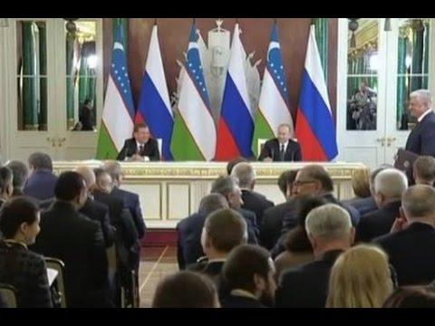«К-к... Тьфу, Колокольцев»: диктор Кремля не выговорил фамилию главы МВД