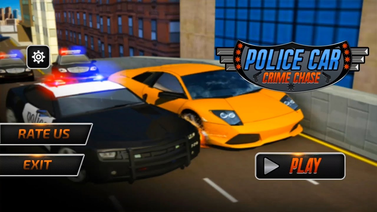 Car Chase Games: Crime City Cops Car Chase Game #1 Android Gameplay