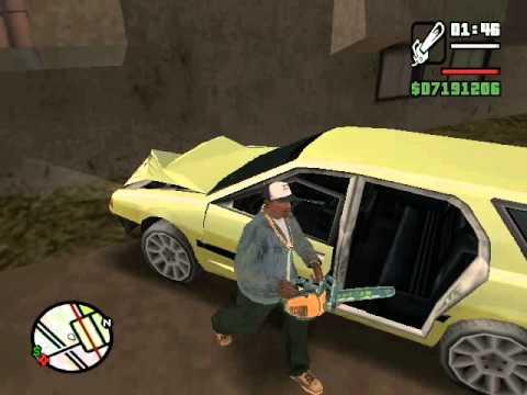 How To Repair Cars In Gta San Andreas