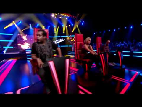 The Voice Norway | Kjell Ove- Fix You // HD