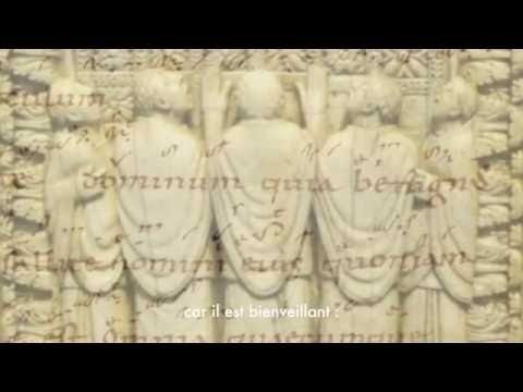 Offertoire grégorien : Laudate Dominum - Damien Poisblaud, Les Chantres du Thoronet