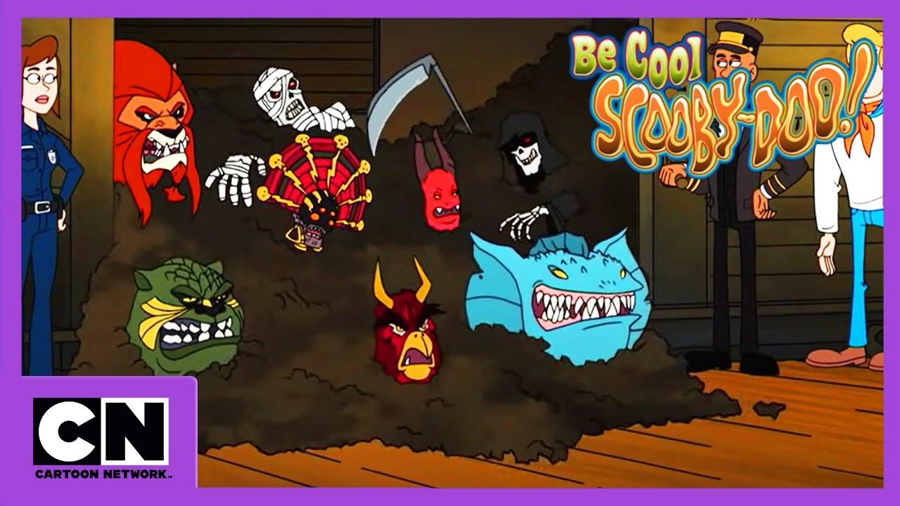 Wyluzuj, Scooby-Doo!   Pociąg widmo   Boomerang
