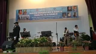 Ku Nanti Kau Pulang  A Rozaini & Rhythmbrothers