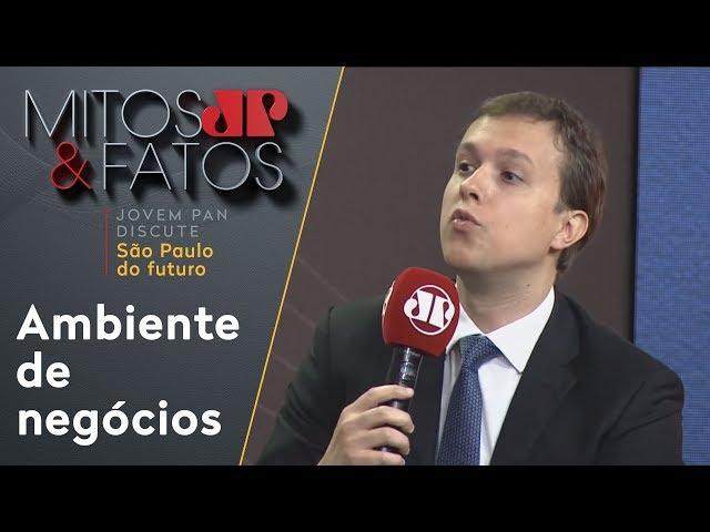 'Bom ambiente de negócios em SP depende do governo federal', aponta economista