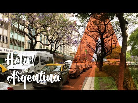 Hola Argentina! CGTN launches special G20 series from Buenos Aires