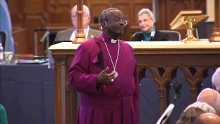 Bishop Curry's Pastoral Address to the 198th Annual Convention of the Diocese of North Carolina