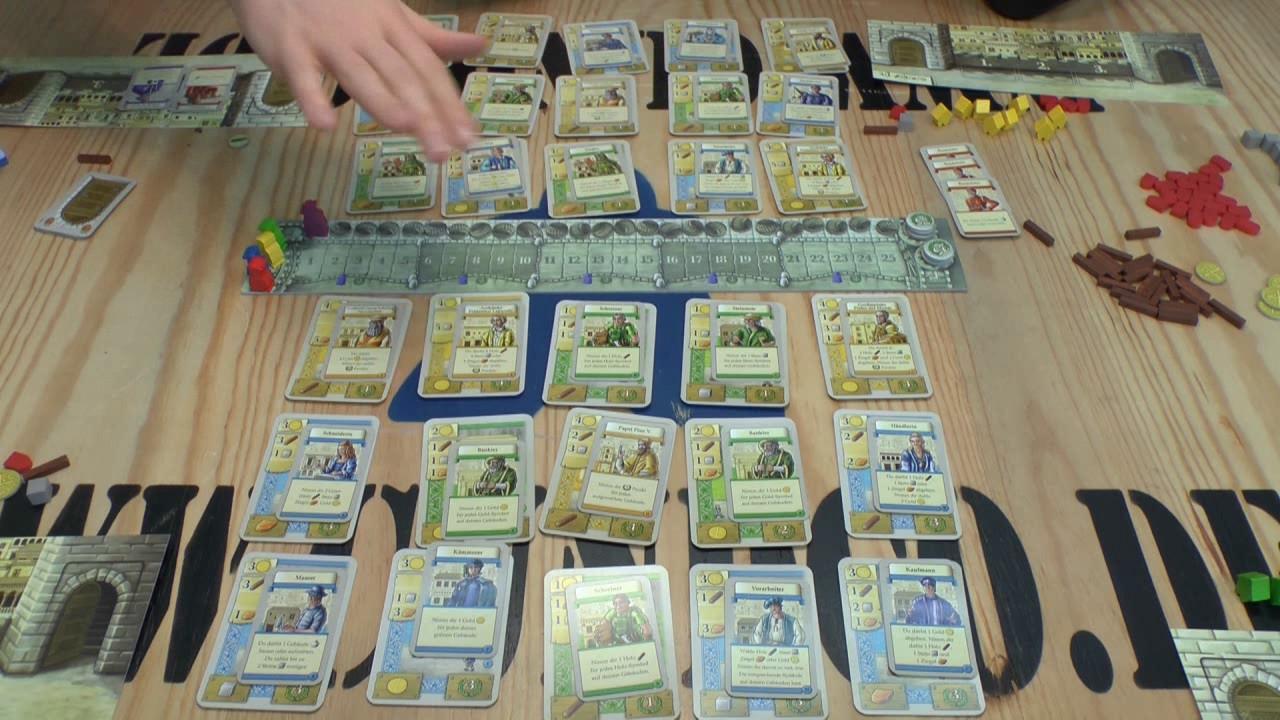 Valletta Brettspiel