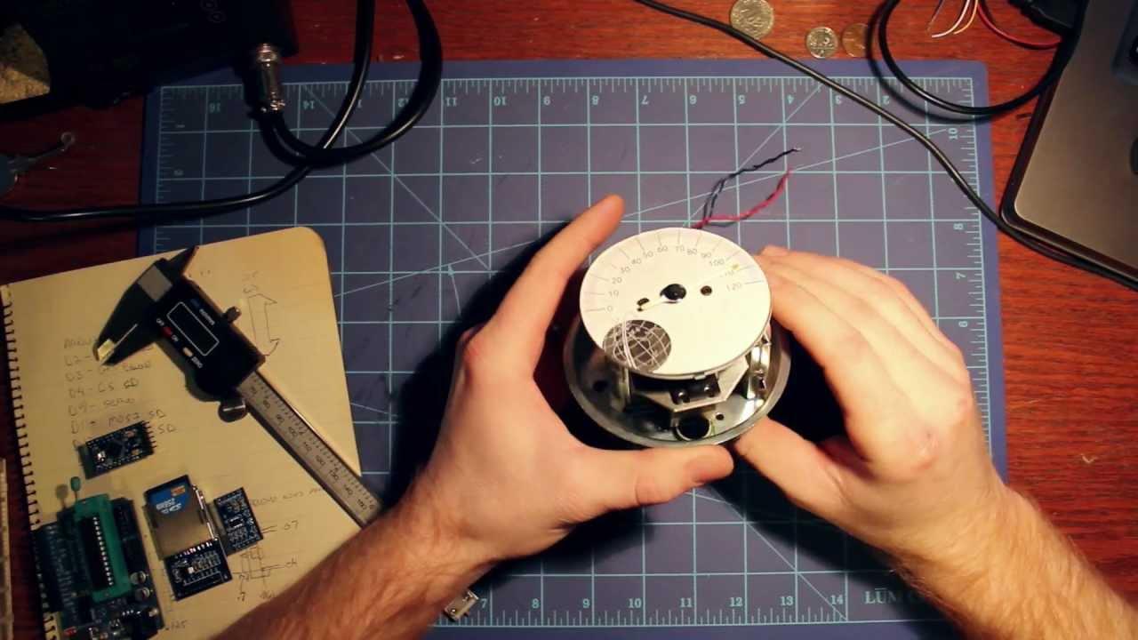Diy arduino gps speedometer greasy dozen update youtube