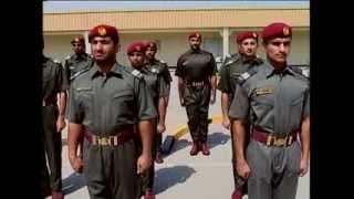 Dubai Civil Defence Cadets Training .... دورة تدريب مرشحي الدفاع المدني دبي