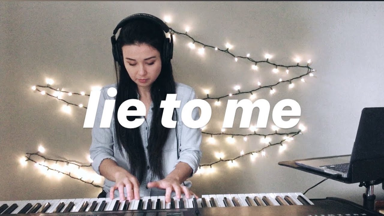 5 Seconds of Summer - Lie To Me (piano cover & pdf sheets)