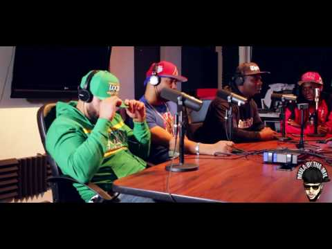 HERES 2 THE THRONE CAST MEMBERS AT NNEMDIA & FRIENDS RADIO SHOW