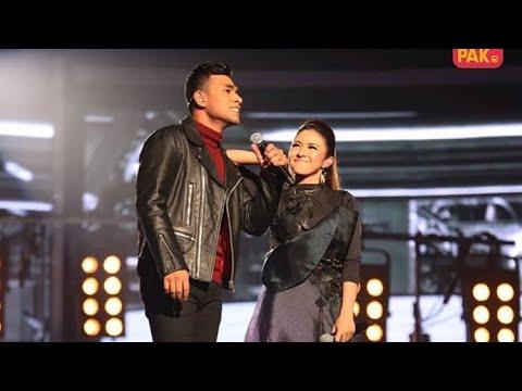 Drama King - Syafiq Farhain dan Baby Shima Konsert Bigstage Minggu 6