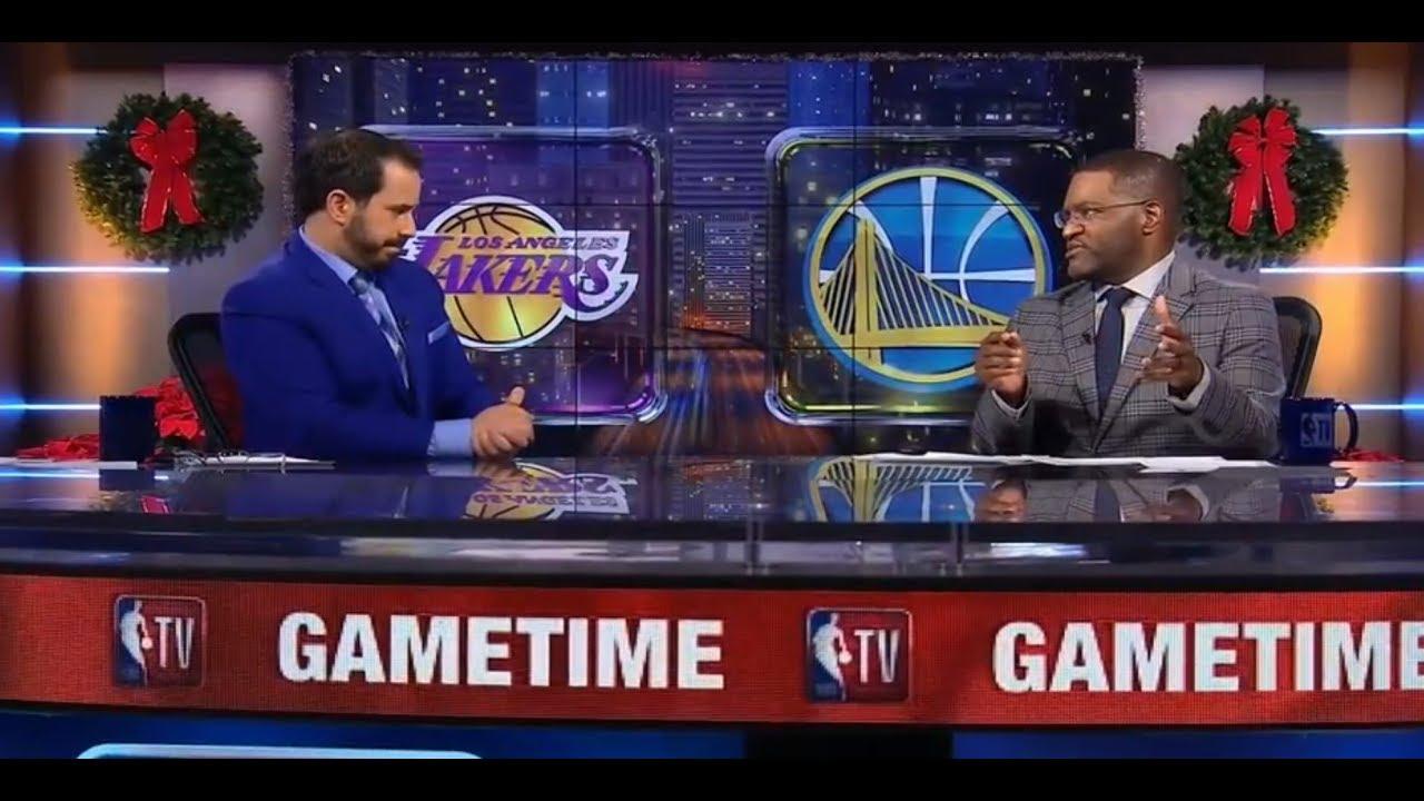 gametime-warriors-vs-lakers-postgame-talk-december-25-2018
