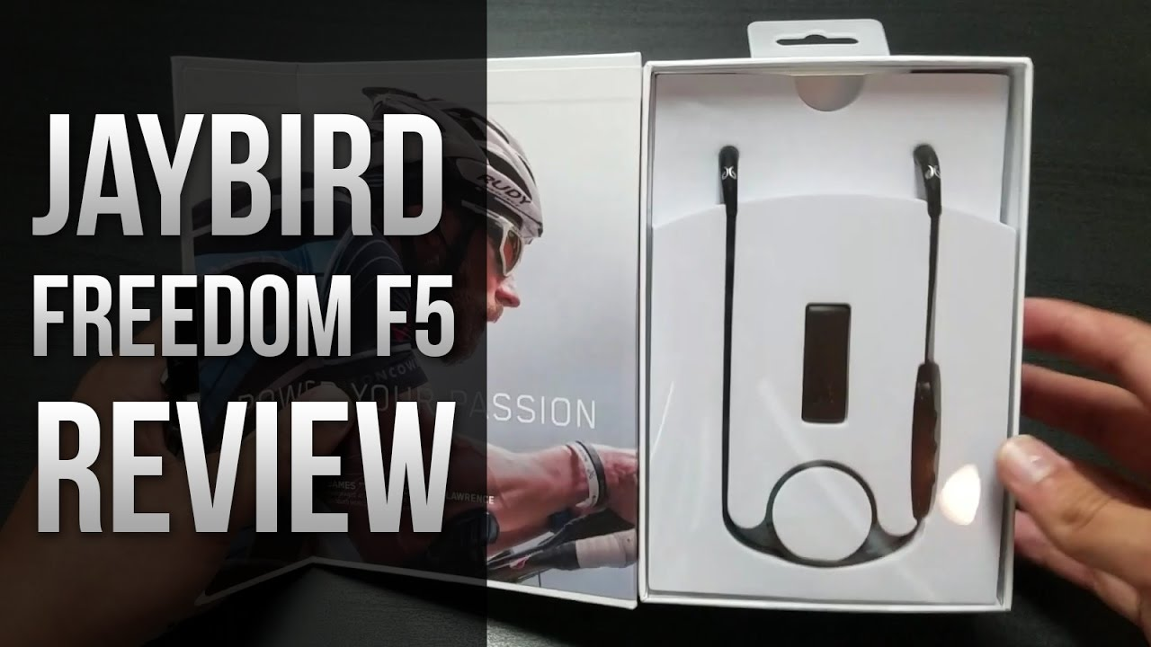 3e481b29520 The BEST Bluetooth Earphones - Jaybird Freedom F5 Unboxing and Review