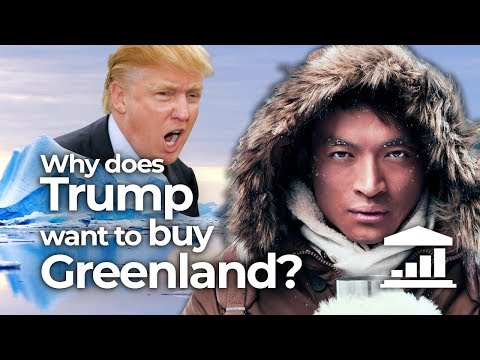 Why does TRUMP want to buy GREENLAND? - VisualPolitik EN