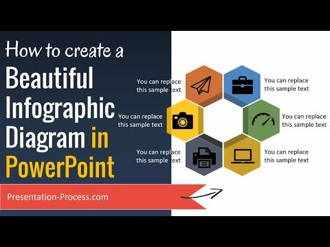 Create Beautiful Infographic Diagram In PowerPoint