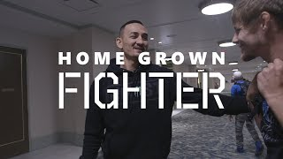 "Home Grown Fighter EP 3 | TUF 27 Finale | with Bryce ""Thug Nasty"" Mitchell"