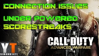 Call of Duty Advanced Warfare: SkillBased Matchmaking, Supply Drops, DLC Weapon Issues