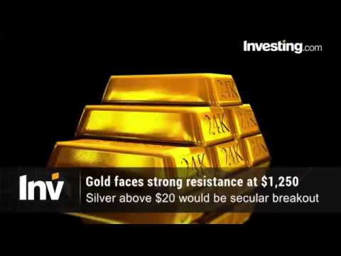 April Gold, Silver Activity Could Provide Clarity For Next Precious Metal Trend