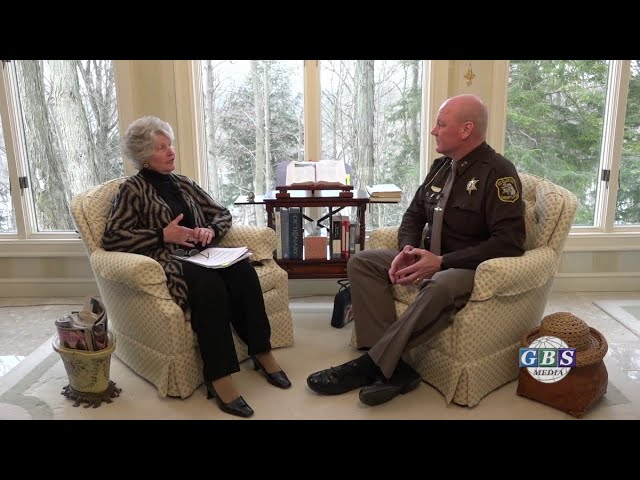 The Right Focus: Sheriff Tim Donnellon