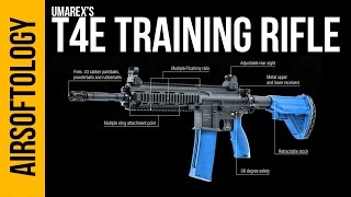 Umarex's T4E Law Enforcement Training Rifle | Airsoftology Review