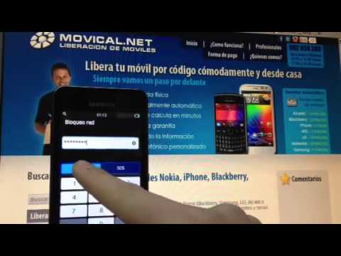 Liberar Samsung S7250 Wave M, desbloquear Samsung GT S7250D de Yoigo Movical Net