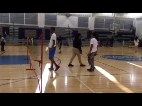 Badminton Post 2