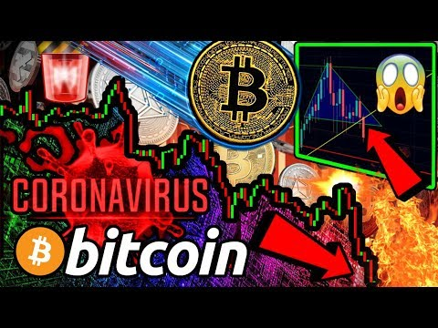 BITCOIN & GLOBAL MARKETS FALLING!! Is The Pandemic To BLAME?! $250k Still Possible?