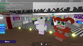 Roblox aw i will be ft freddy today enjoy