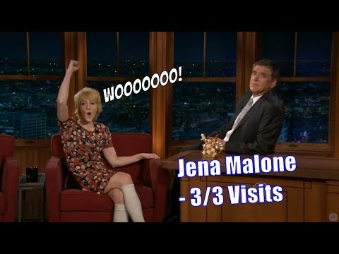 Jena Malone  Super Adorable, I Mean It  33 Visits In Chronological Order