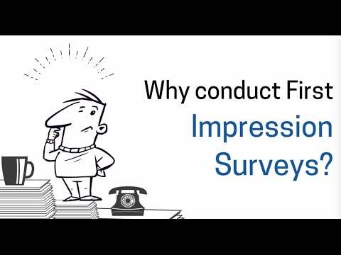 Importance of conducting First Impression/ Onboarding Surveys