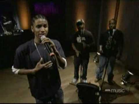 'Cheat on You' (AOL Sessions)' Video - Trey Songz - AOL Music.flv
