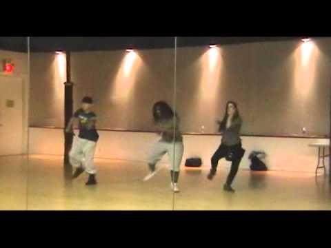 Chivonne's Dancehall Class Mr. Lexx
