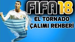 FIFA 18 C. RONALDO EL TORNADO ÇALIMI NASIL YAPILIR?