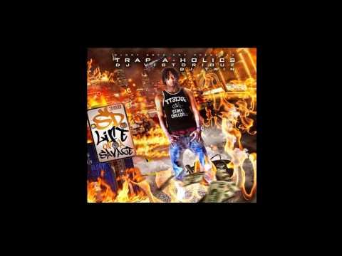 SD - Heat Em Up - Life Of A Savage Mixtape