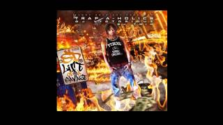 SD - Heat Em Up - Life Of A Savage Mixtape