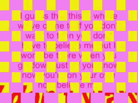 Fort Minor - Believe Me Lyrics