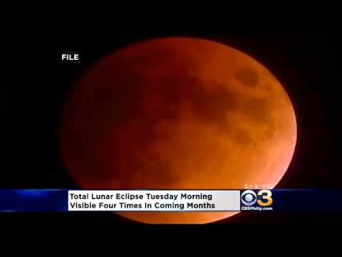 "Local Astronomer Explains The ""Blood Moon"""