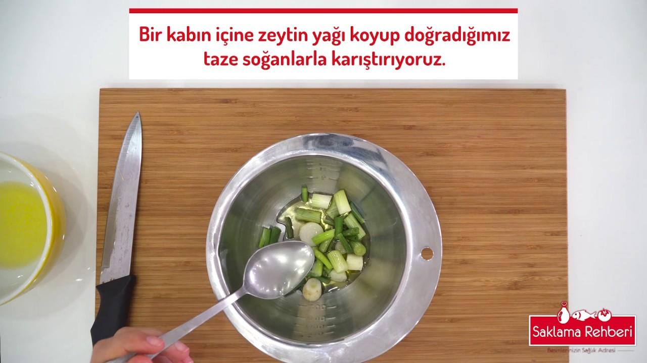 Buzlukta Soğan Nasıl Saklanır Resimli Anlatım