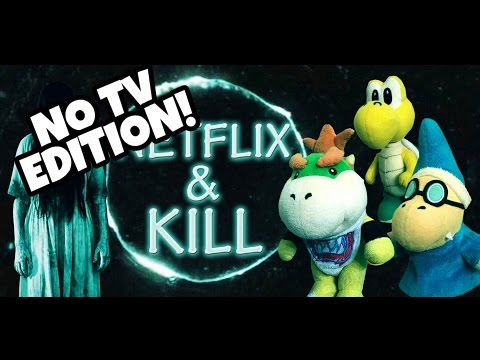 SML Movie: Netflix and Kill... Without Bowser Junior's TV