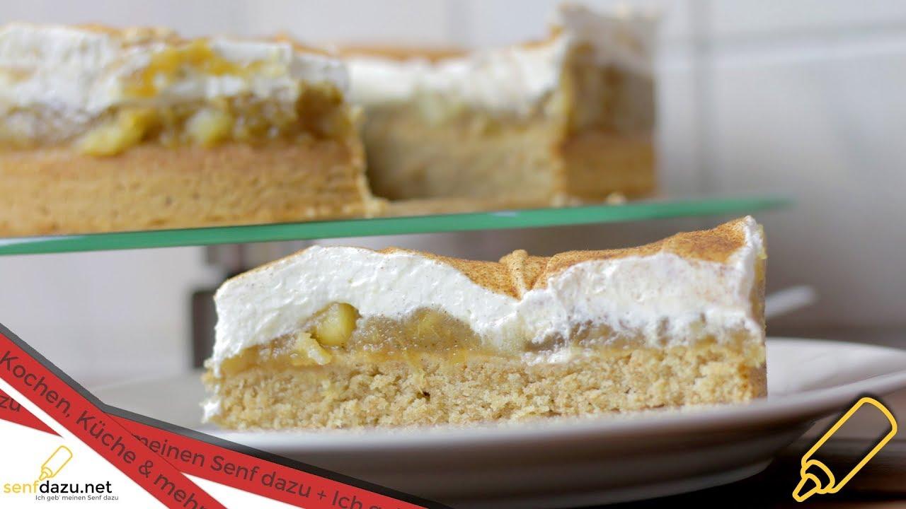 Apfelmuskuchen Rezept Einfacher Und Saftiger Kuchen Mit Apfelmus