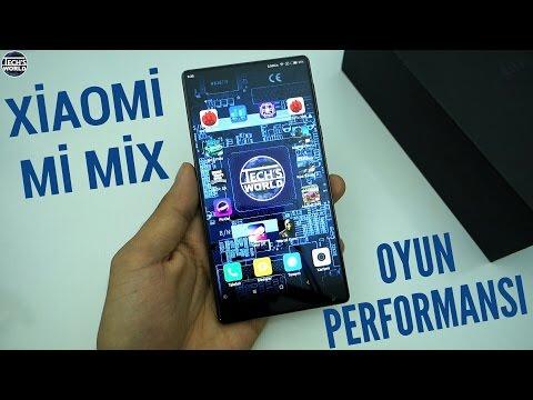 Xiaomi Mi Mix Oyun Performansi