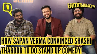Zakir Khan, Sapan Verma on How the Stand up Comedy Scene Has Become an Industry| The Quint