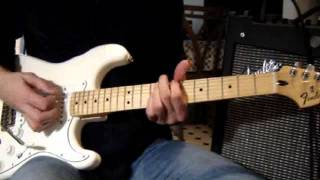 Styx - Suite  Madame Blue (solo cover)