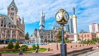 Грузия 2019 | Батуми 2019 | Batumi 2019 | ბათუმი 2019 | Площадь ЕвропыБатуми | Europe SquareBatumi