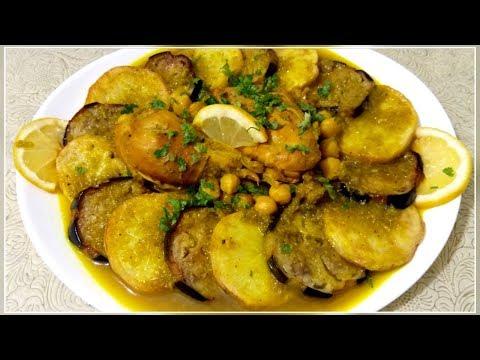 طبق-تقليدي-جزائري-✨-البرانية-el-barania