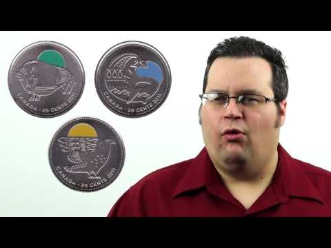 A Coin That Glows In The Dark … In Pocket Change?: Monday Morning Brief