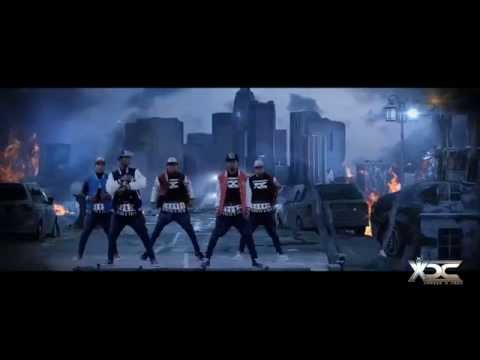 Krump Is Not Dead | ''Atto Kothon'' ft Towfique Ahmed | Xpress D' Crew Krump Choreography